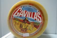 queso Las Gavillas semi
