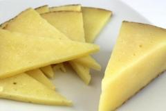 queso semi curado